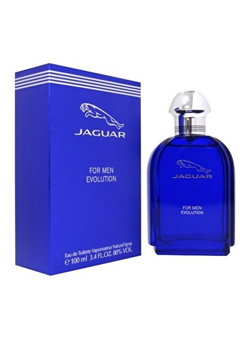 Jaguar For Men Evolution Edt 100 Ml Renksiz